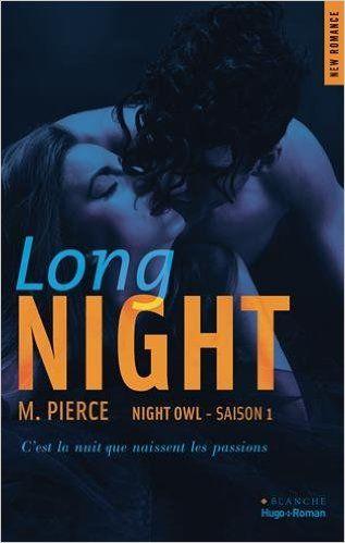 Long Night - Saison 1 Night Owl: Amazon.fr: M Pierce, Sylvie Del cotto: Livres