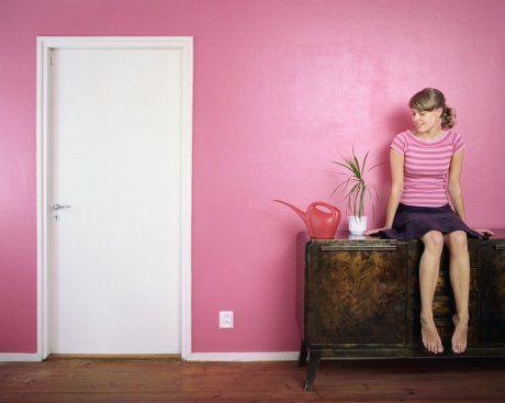 17 best images about hogar con actitud on pinterest for Cuarto lleno de rosas