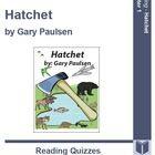 Comprehension quizzes based on the book Hatchet by Gary Paulsen. Questions use SymbolStix (with permission) picture support. Some of the quizzes co...