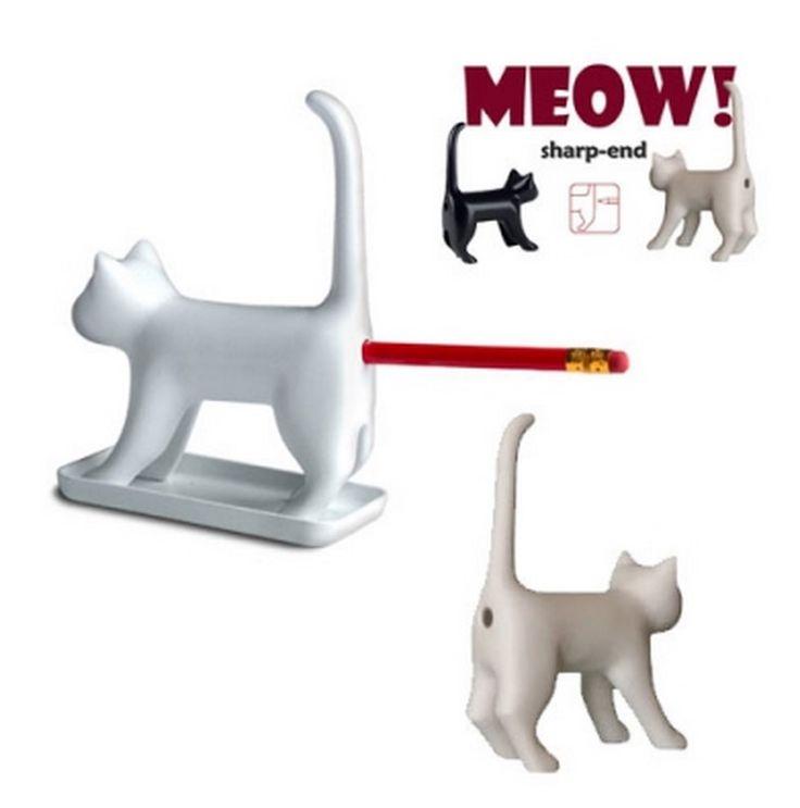 Katzenfreundlicher Anspitzer
