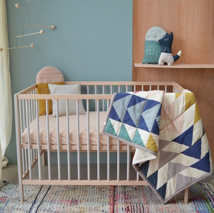 Fresh, beautiful colours for your nursery