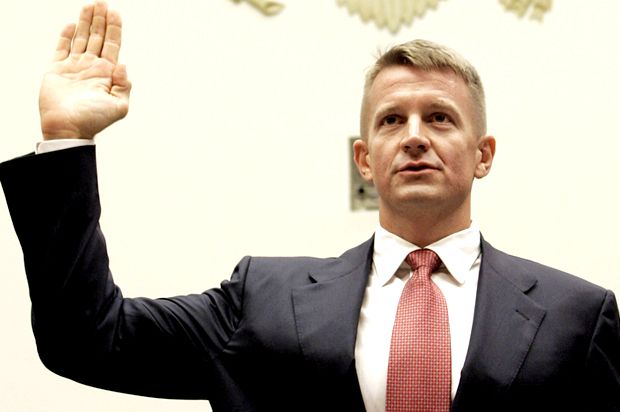 Blackwater founder Erik Prince has a vision for profiting off Afghanistan that President Trump might just love