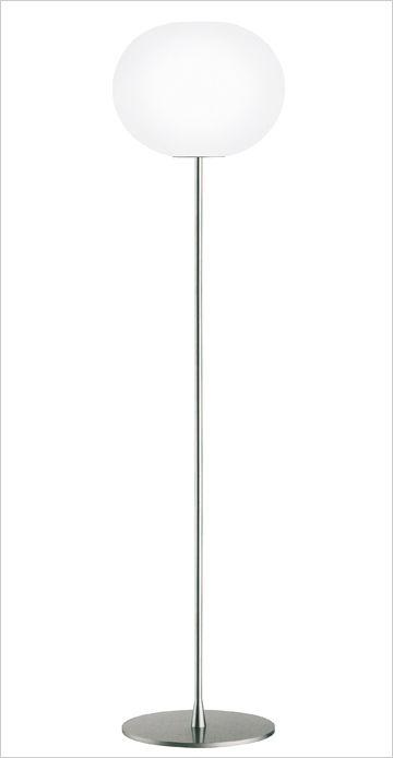 Flos GloBall F3 floor lamp, stander lampe, gulv lampe