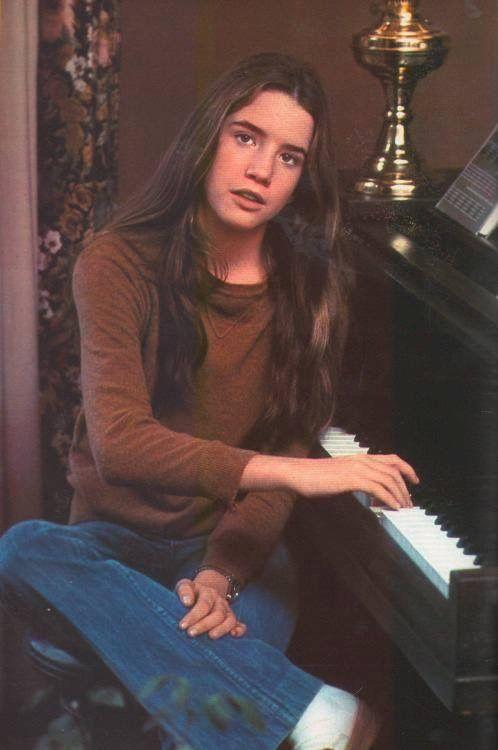 Young Melissa Gilbert