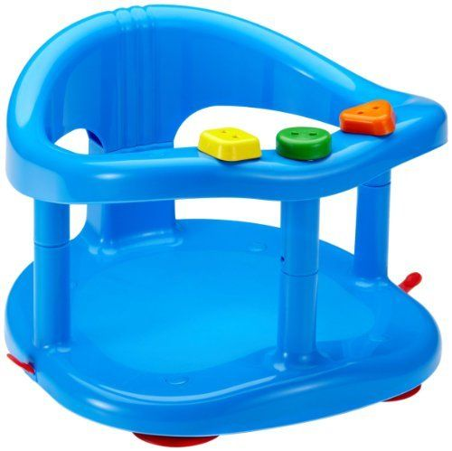 baby bath tub ring seat new in box by keter blue or green best price. Black Bedroom Furniture Sets. Home Design Ideas