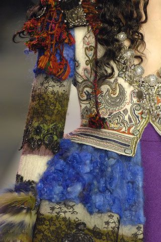 Christian Lacroix Autumn/Winter 2007-8 Couture