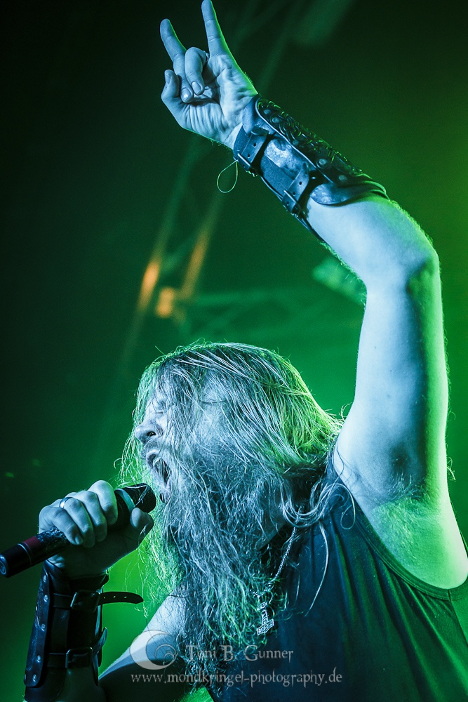 Amon Amarth / Johan Hegg