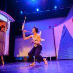"""""""la luna"""" – ein poetisch-zirzensisches Varieté-Spektakel - Die neue Show ab 18. Januar 2018 im GOP Varieté-Theater Bonn"""
