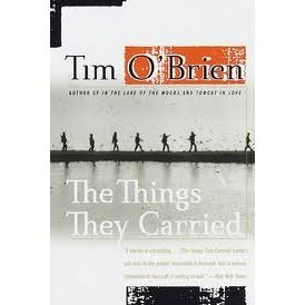 summer reading history things they carried What's on your summer reading list  the secret history by donna tartt  the things they carried by tim o'brien.