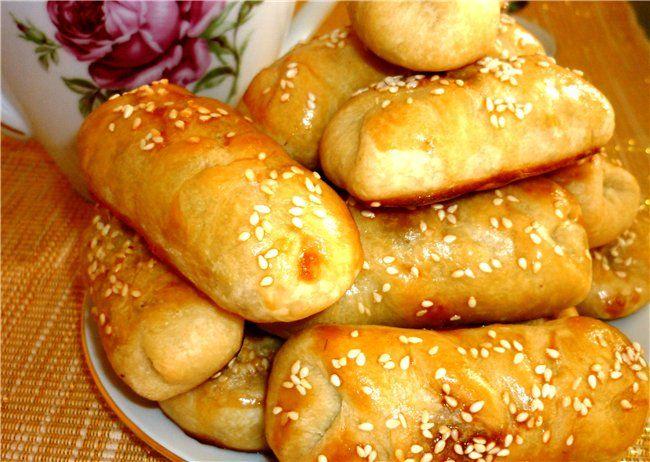 Бухарские пирожки-Кошджига