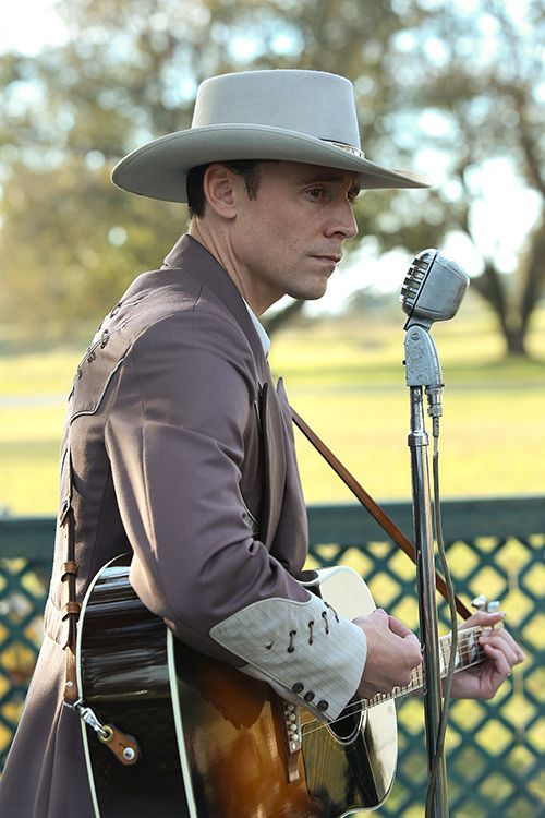 Tom Hiddleston as Hank Williams in I Saw The Light. Full size image: http://ww2.sinaimg.cn/large/6e14d388gw1ewv8g2kvybj218g1uoke5.jpg Source: The Boot http://theboot.com/i-saw-the-light-movie-photos/