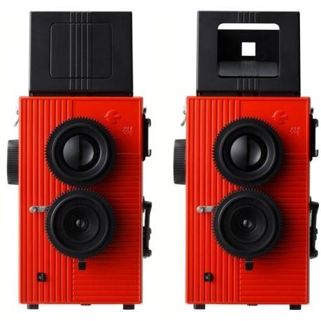 Blackbird Fly Twin Lens Reflex Camera