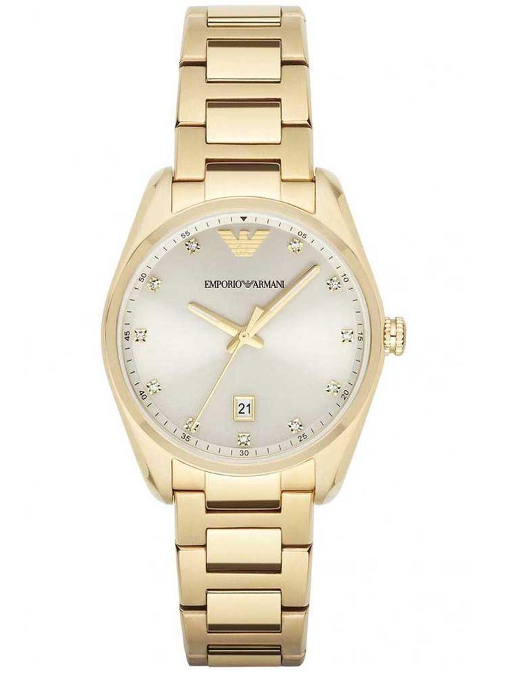 Emporio Armani Ladies Tazio Bracelet Watch AR6064