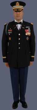 Class A Male Officer Uniform