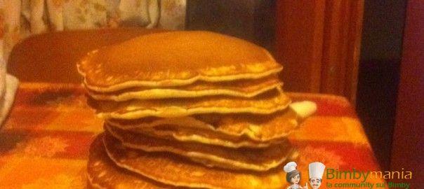 Pancake Bimby ricetta illustrata - Ricette Bimby