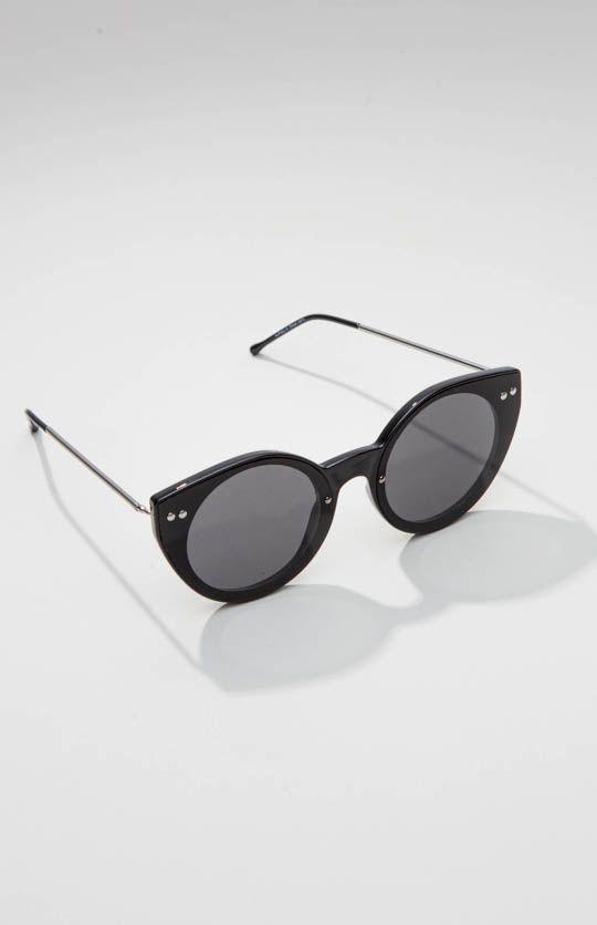 Spitfire | Alfa 2 Sunglasses - Black/Black | peppermayo.com