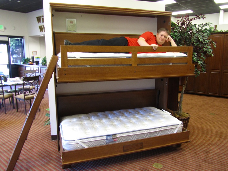 Murphy Beds Little Rock : Images about wilding bunk beds on