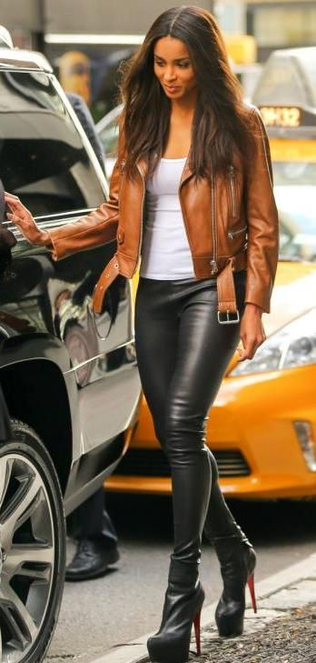 Ciara in the City