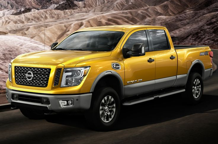 In our Real MPG testing, the new 2016 Nissan Titan XD with the available 5.0-liter Cummins turbodiesel V-8 engine returned 20.8 mpg combined driving.