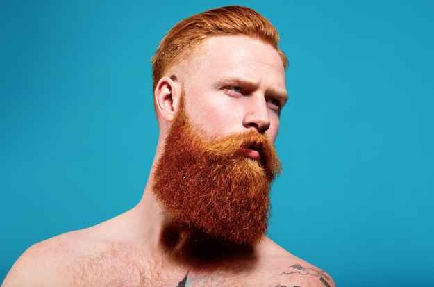 Knights said he grew up hating his red hair so much he dyed it blond for 10 years. He believes there is ginger discrimination, and that the media is to blame. | These Models End Any Debate Over Whether Ginger Men Are Sexy
