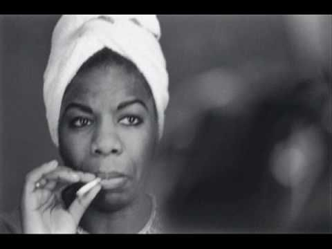 Nina Simone - I put a spell on you. (One of most popular covers, original by Screamin' Jay Hawkins)