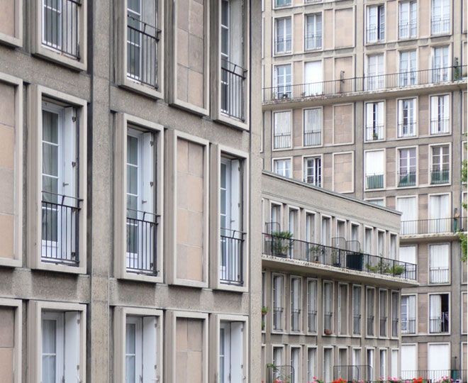 456 best images about auguste perret on pinterest for Perret architecte