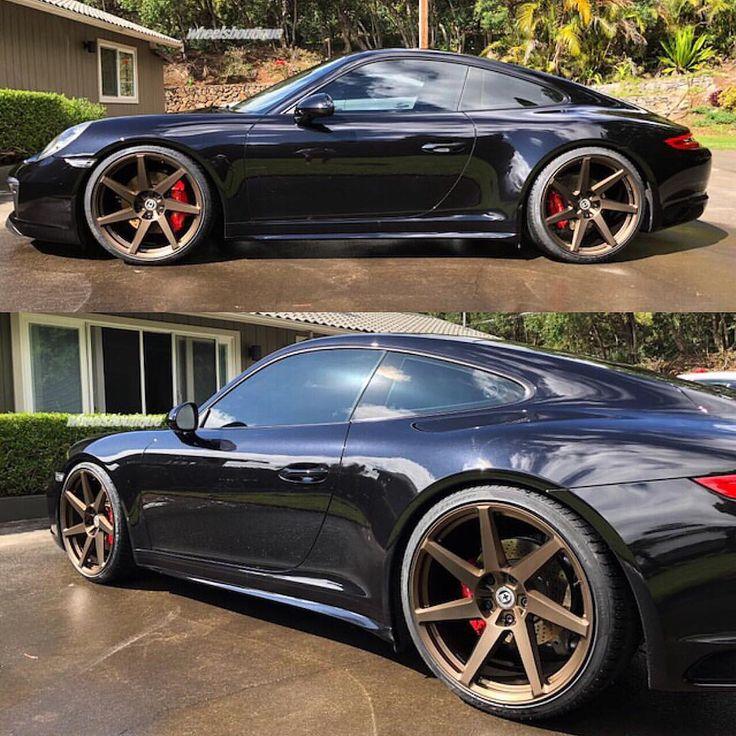 Porsche 911 featuring HRE