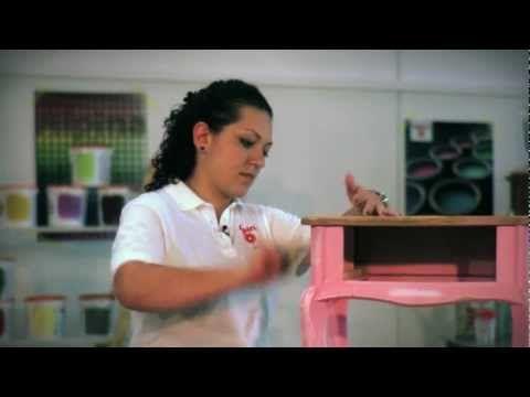 Das kann jeder: Video-Tutorial: Holzmöbel lackieren