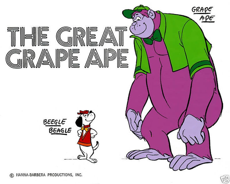 The Great Grape Ape Show (1975-1978)