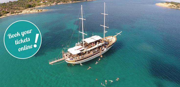 Athos Cruise & Ammouliani from Ormos Panagias  #halkidiki #greece #tickets #cruises #thingstodo