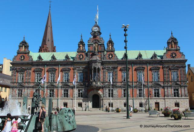 Malmo Town Hall, Malmo, Sweden