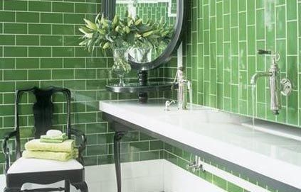1000 idees sur le th?me Green Subway Tile sur Pinterest Carrelage ...