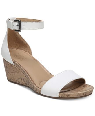 740a6fd60b2 Cami Wedge Sandals in 2019 | sandals | Ankle strap wedges, Ankle ...