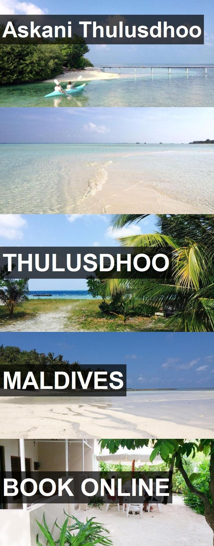 Hotel Askani Thulusdhoo in Thulusdhoo, Maldives. For more information, photos, reviews and best prices please follow the link. #Maldives #Thulusdhoo #travel #vacation #hotel