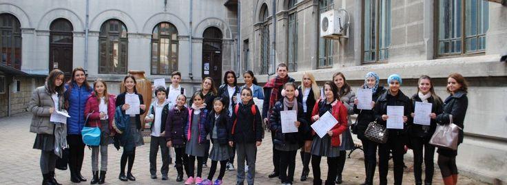 "Rezultate deosebite pentru elevii de la ""Cambridge School of Constanța"" | Stiri Constanta – Radio Constanta – Stiri Tulcea"