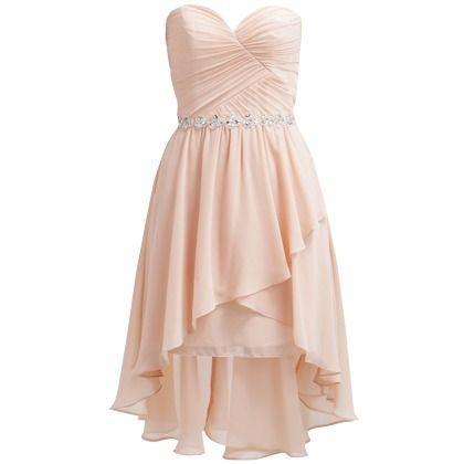 Schönes #Kleid mit #Verzierung in #Rosa von #Laona. Das Kleid wirkt #feminin und #elegant. Damit ist es der perfekte Begleiter auf Deinem #Abschlussball! ♥ ab 159,95 €