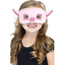 pig facepaint | child plush eyemask pig ref 39955 child plush eyemask pig £ 3 99