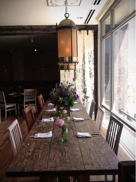 FARMHOUSE Evanston - brunch, lunch, dinner and beer with a local focus. http://farmhouseevanston.com/