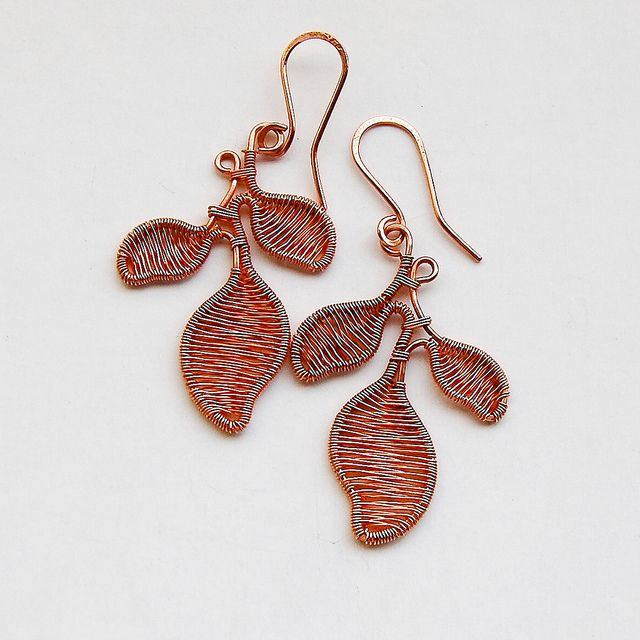 532 best Wire jewelry images on Pinterest | Wire jewelry, Wire ...