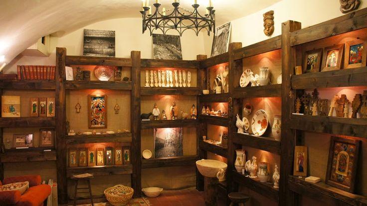 Atelierul lui Spoonman din Sighisoara – sau cum sa incrustezi legende in linguri de lemn | Jurnal de Vacanta