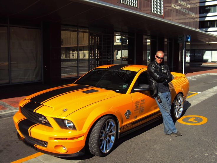 Last day on set with Christine & I never saw her again @AllenIrwin01 427 Special Edition Shelby GT500 Super Snake @CarrollShelby @shelbyamerican #Deathrace2 #MyOctane #Mustang #stunts