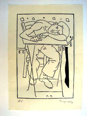 Sketch - Yiannis Tsaroychis