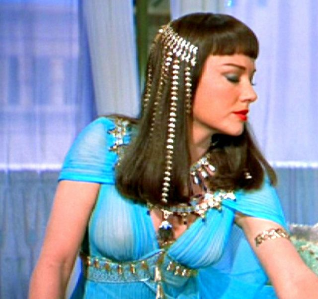 Anne Baxter, in ''The Ten Commandments'' 1956 | Flickr - Photo Sharing!