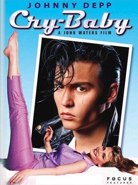 Vous aimez Johnny Depp, Iggy Pop, le rockabilly, les années 50 ou les comédies musicales ? Découvrez Cry Baby réalisé par John Waters, où Johnny Depp effectue ses premiers débuts au cinéma. http://gold-n-blog.fr/critiques-de-films/cry-baby/