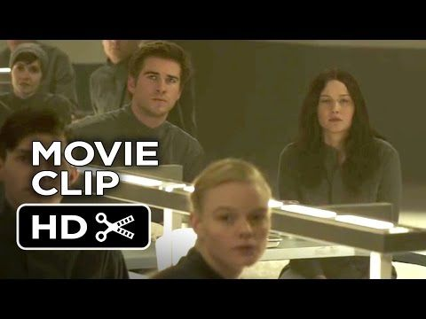 The Hunger Games: Mockingjay - Part 1 Movie CLIP - You're Alive (2014) - Liam Hemsworth Movie HD - YouTube