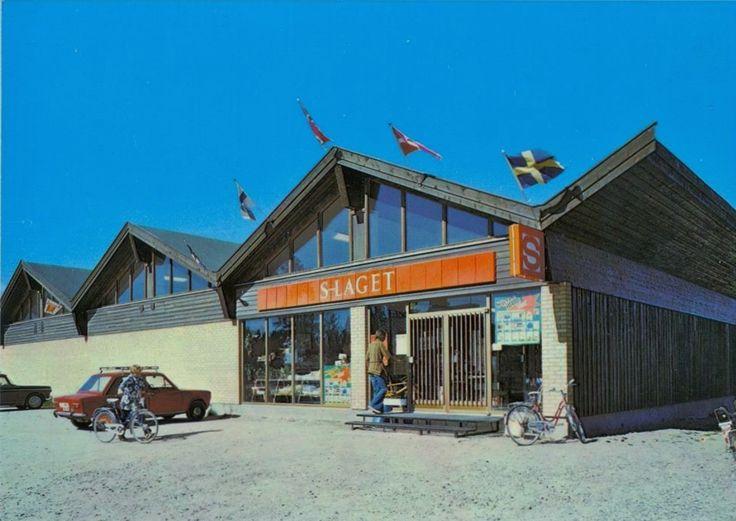 Drevsjø i Engerdal Trysil Samvirkelag 1970-tall Hedmark fylke