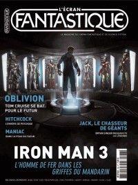 L'Ecran Fantastique #145 : Iron Man 3