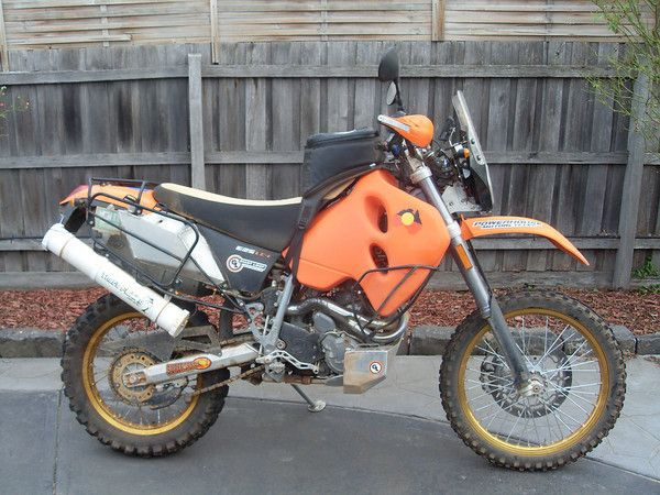 KTM 640 Enduro-Adventure