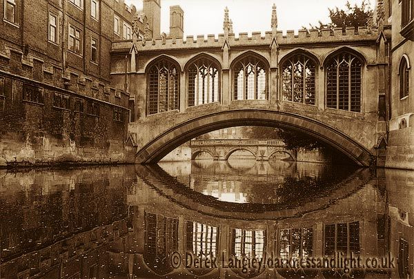 Like this sepia shot - One of my strongest memories from Italy - Bridge of Sighs - Venice, Italy - aptly named and heartbreaking.