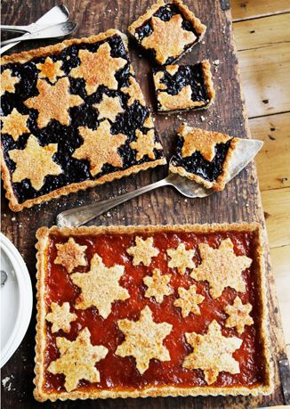 Sugarplum-Orange and Apricot Earl Grey Jam Tarts | Recipe ...